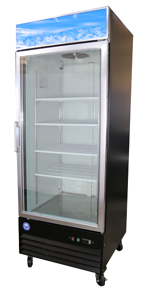 23 Cu Ft Merchandising Freezer