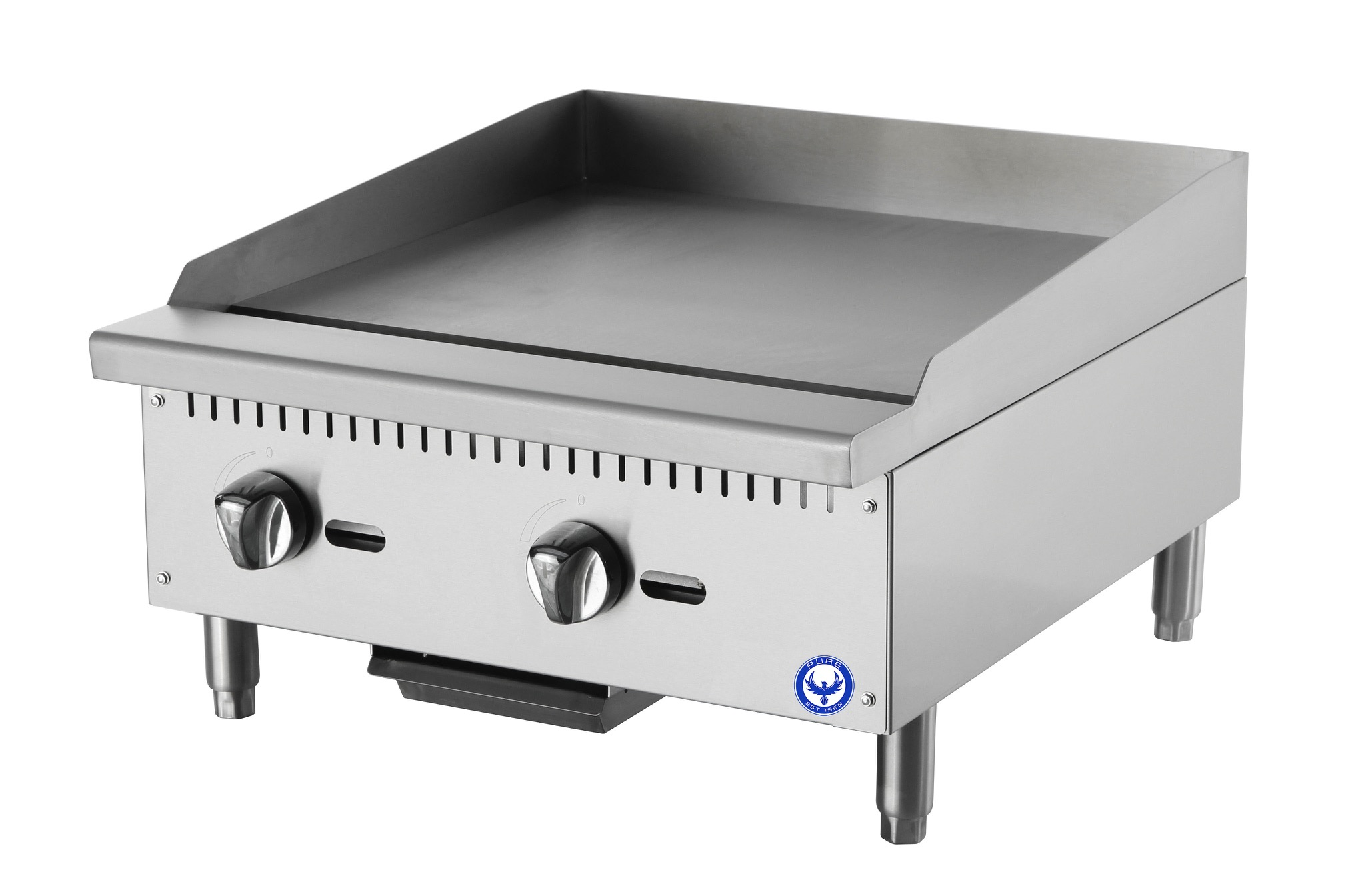 24 commercial griddle
