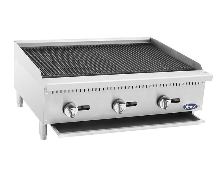 36 Gas Char broiler